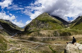 Hampta Pass and Chandratal Trek