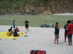 Kids Camp: Rafting in Jayalgarh (12-14 yrs)