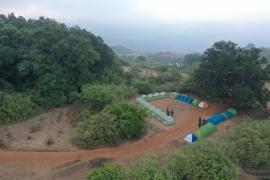 Camping at Rajmachi