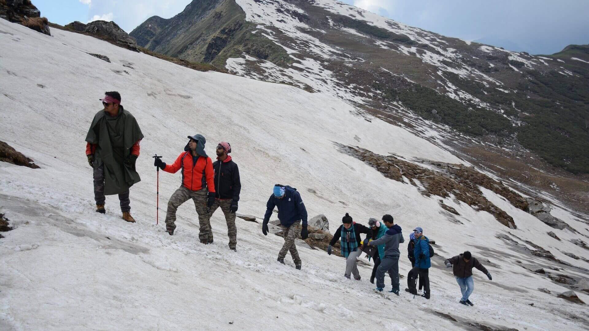 Chandrakhani Pass Trek - Himachal Pradesh - The Great Next