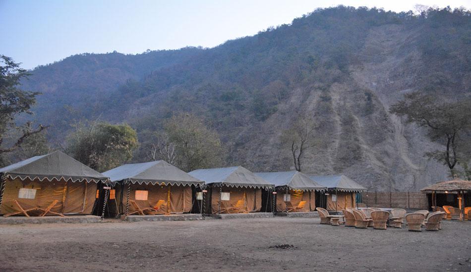 Camping Himalayas Ganges Rishikesh Uttarakhand Adventure Rafting Rapids Whitewater Shivpuri