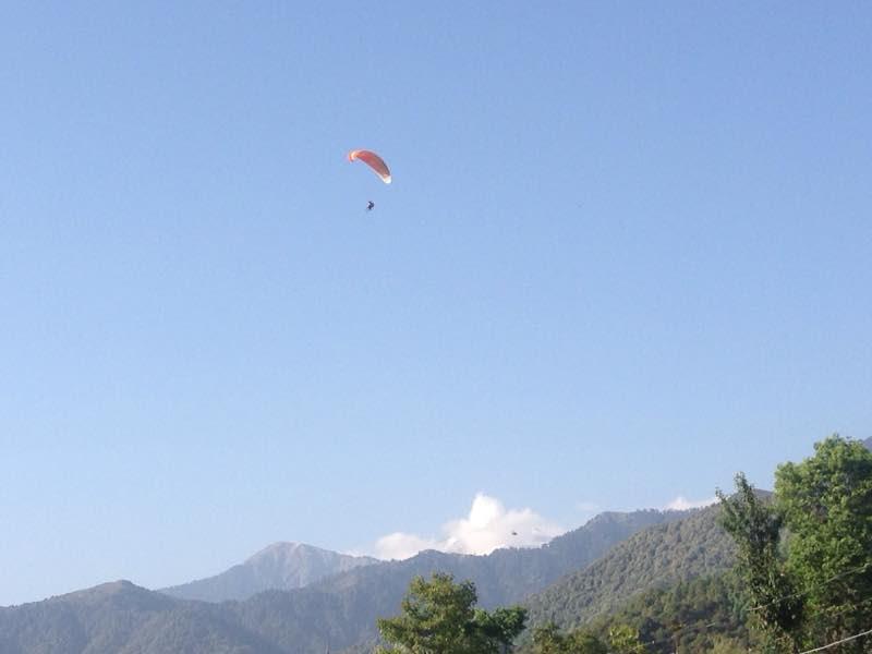 Himalayan Budget Paragliding Trekking Adventure Manali Himachal Pradesh Grahan Kheerganga Tosh Malana Bir Billing