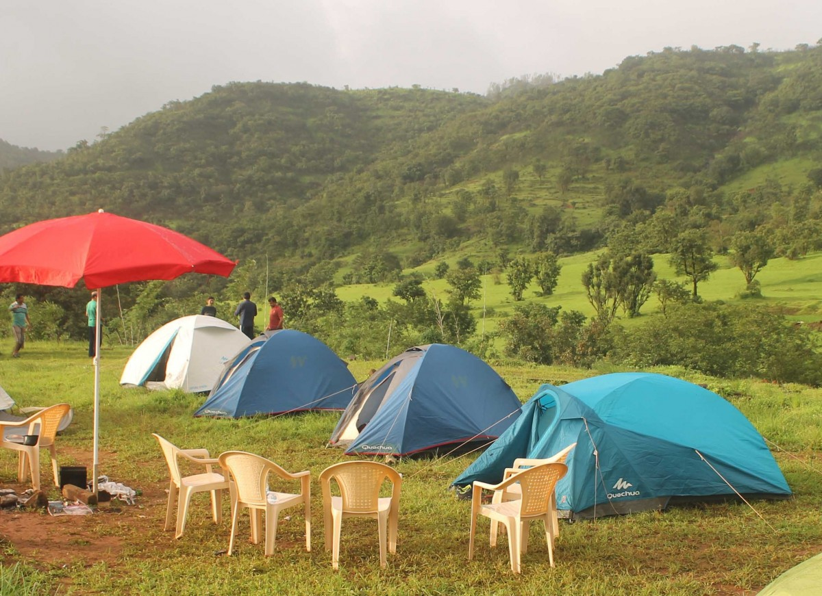New Year Camping Trekking Maharashtra Pune The Great Next