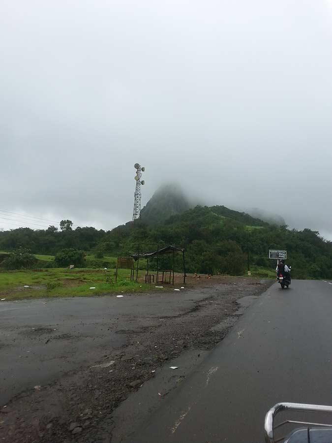 Korigad trekking Maharashtra Sahyadri Adventure