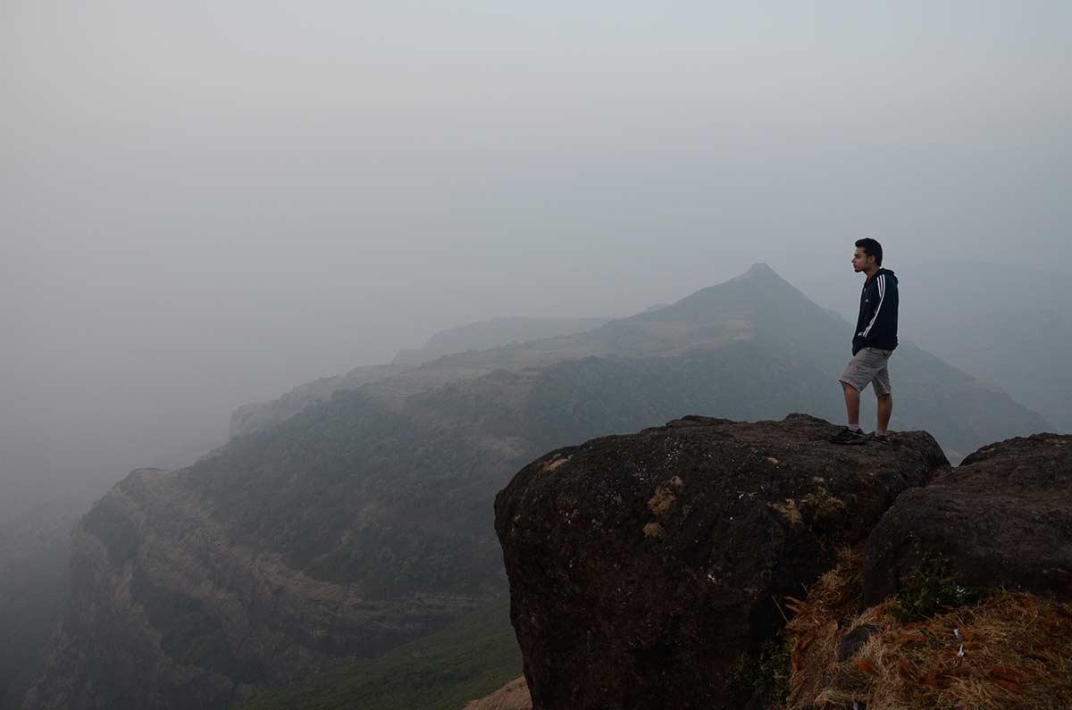 Kalsubai Peak Trekking Maharashtra Sahyadri Adventure