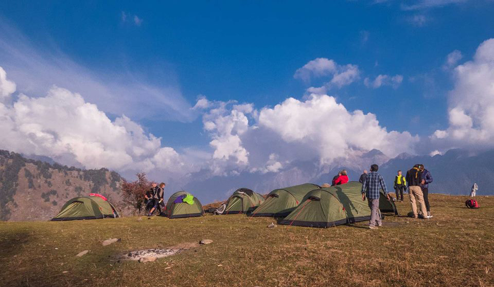 Marahni Trek Great Himalayan National Park Pekhri Kundri Meadow Himalayas Adventure The Great Next