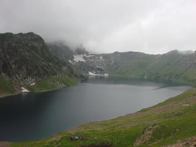 Great Lakes Trek Kashmir Adventure India