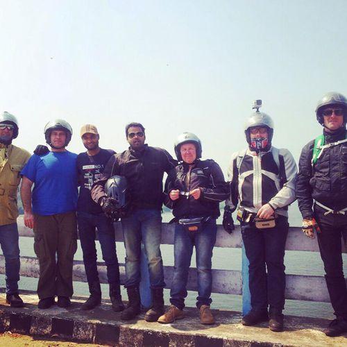 Goa Maharashtra Motorbike Royal Enfield Motorcycling Western Sahyadris Adventure