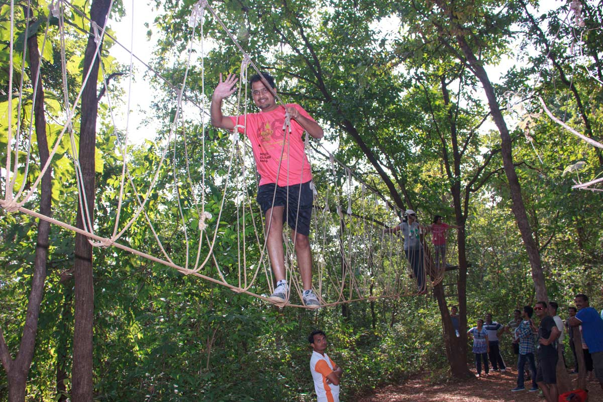 Durshet Kolad Forest Rafting Camp Kundalika Maharashtra Adventure Eco Offbeat Travel