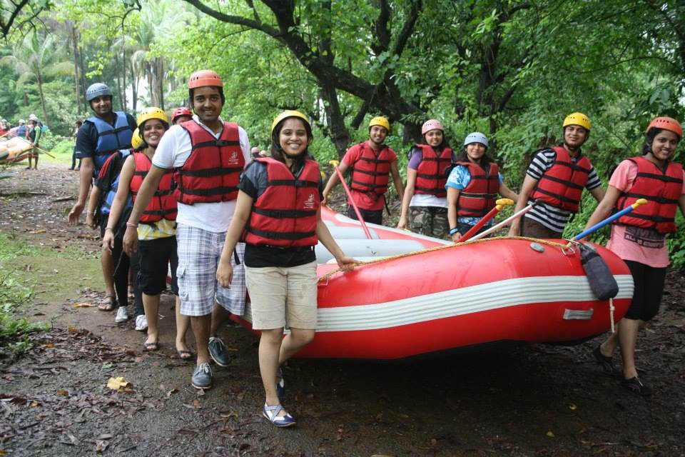Kundalika Kolad Nature Rafting Camp Maharashtra Adventure Eco Nature