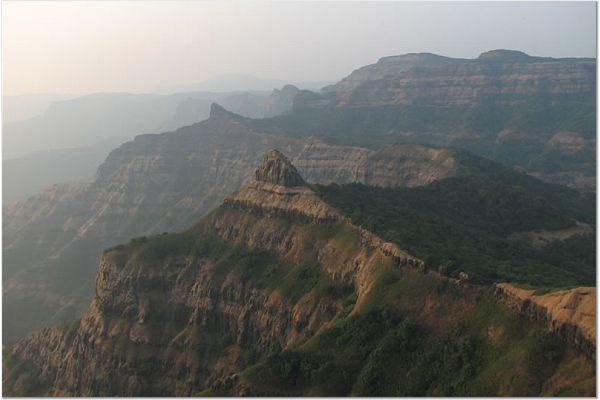 Vasota Fort Trekking Camping Bonfire Maharashtra Adventure