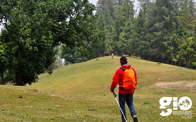Kedarkantha Backpacking Trekking Adventure Nature