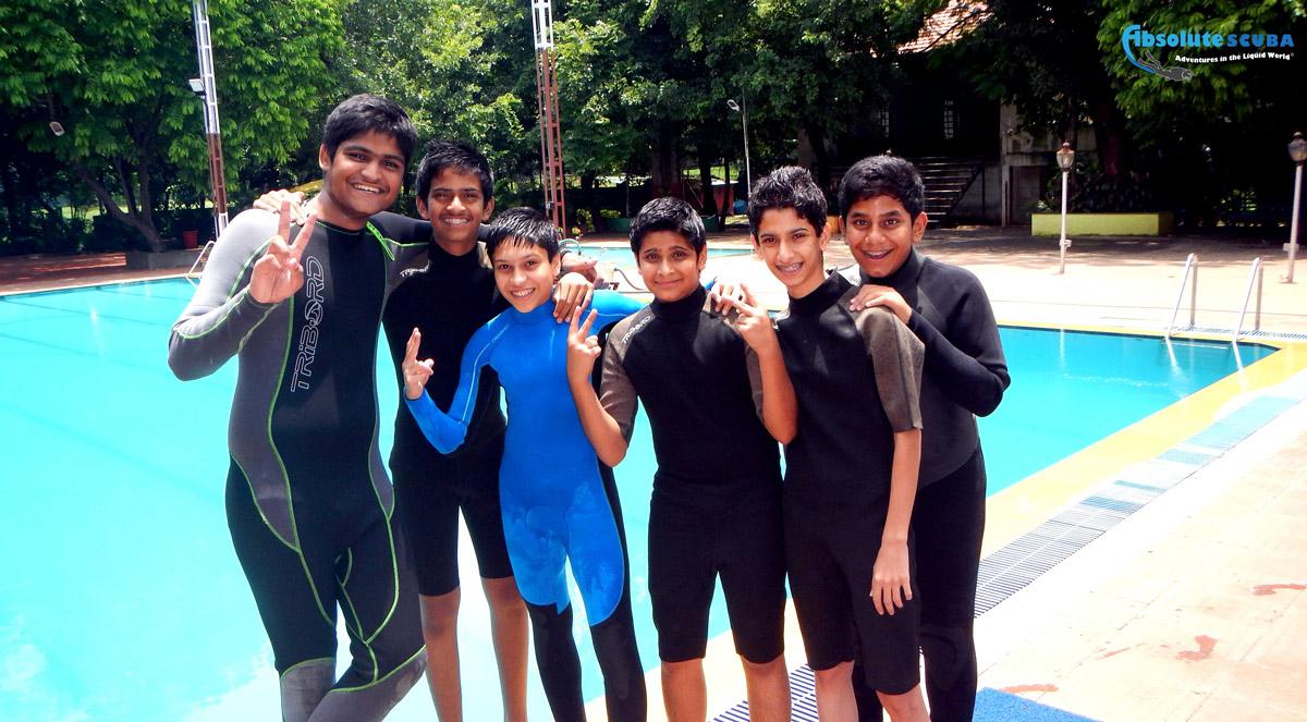 Scuba Try Dive Pune Maharashtra