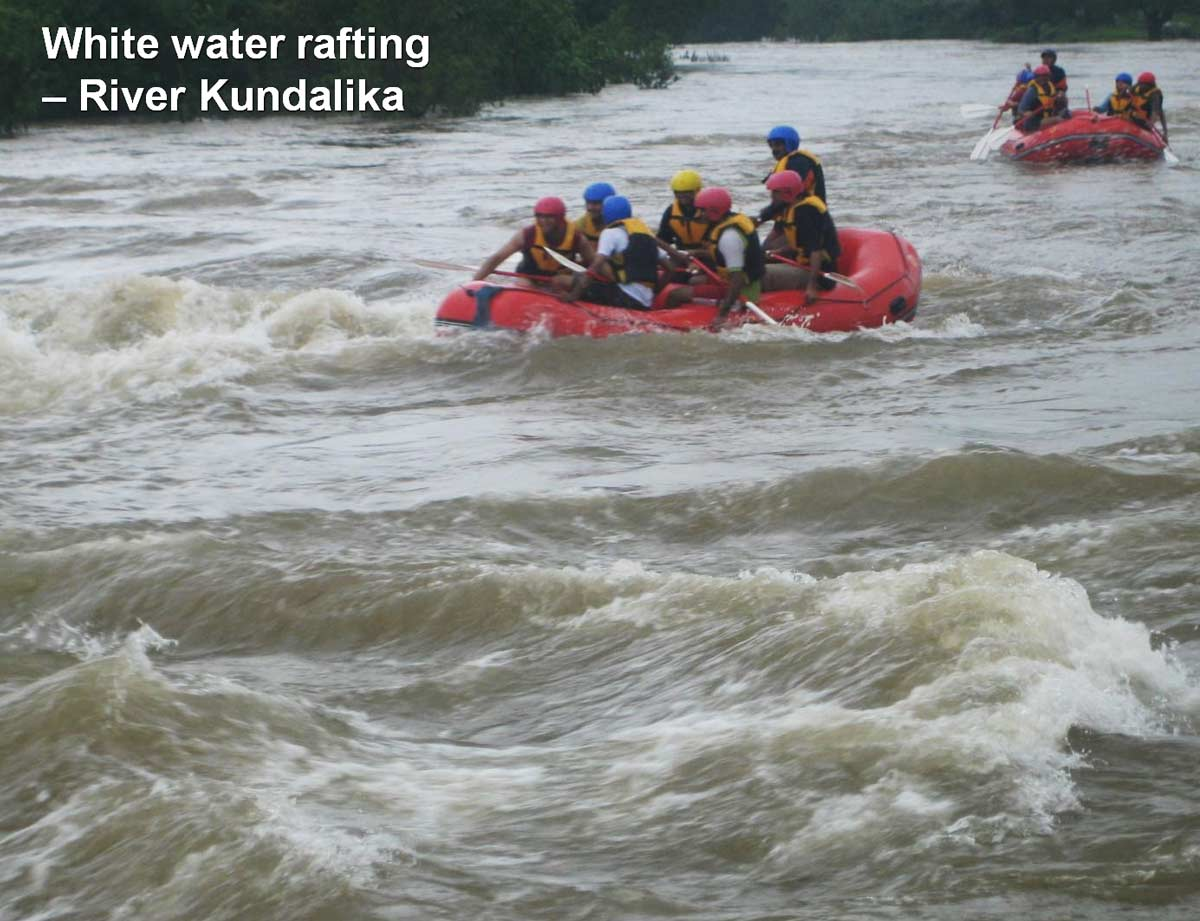 River Rafting Kolad Adventure Mumbai Pune Kundalika The Great Next