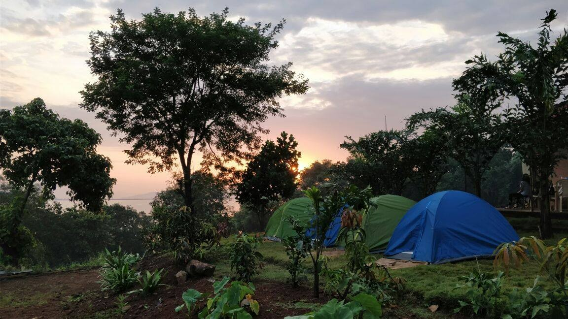 Pavna Camping Tents Adventure Maharashtra New Year The Great Next
