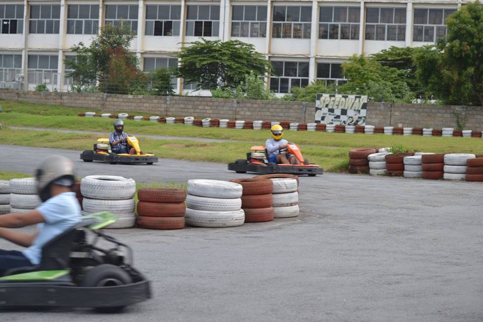 Ravugodlu Go Karting Bangalore Karnataka The Great Next