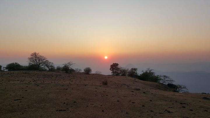Sudhagad Fort Trekking Maharashtra Adventure Sahyadri