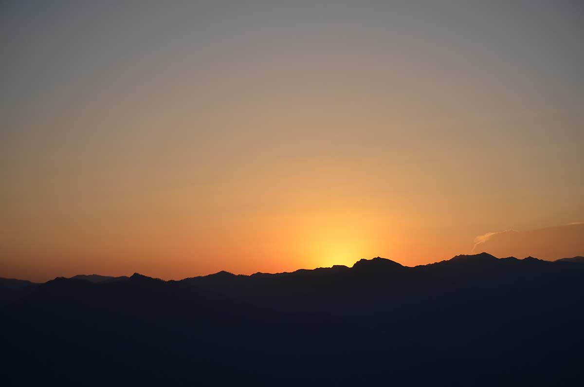 Trekking Chopta Chandrashila Tungnath Deoriatal Uttarakhand Himalayas Adventure