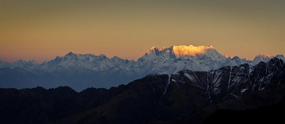 Roopkund Trek Uttarakhand Trekking Snow Adventure Summer Camping