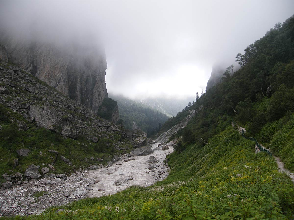 Valley of Flowers Trek Uttarakhand Haridwar Adventure Summer Camping