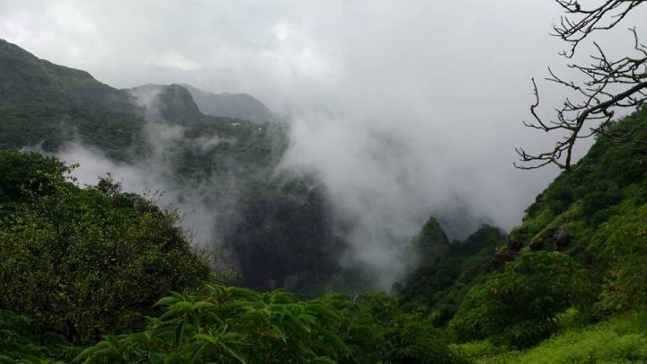 Andharban Trek Maharashtra Mountains Fort Hills Trekking Activities Nature Beautiful The Great Next