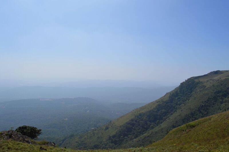 Mullayanagiri Trek Fort Bangalore Kanakapura Trekking Sahyadris The Great Next