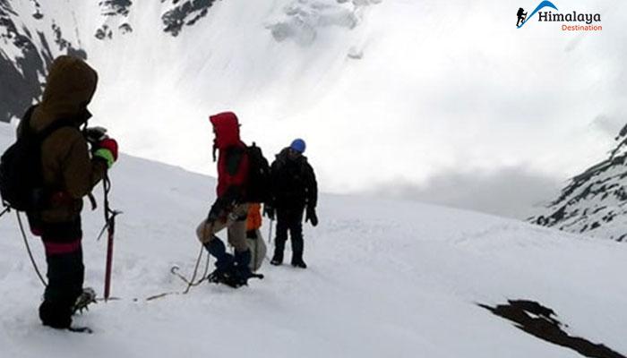 Stok Kangri Trekkking Leh Jammu Kashmir Himalayas Adventure