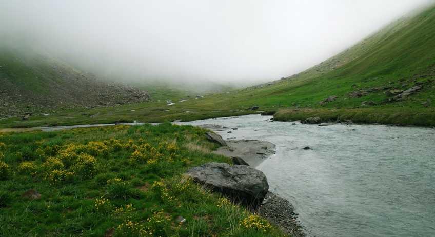 Har Ki Dun Trek Uttarakhand Snow Adventure Summer Camping