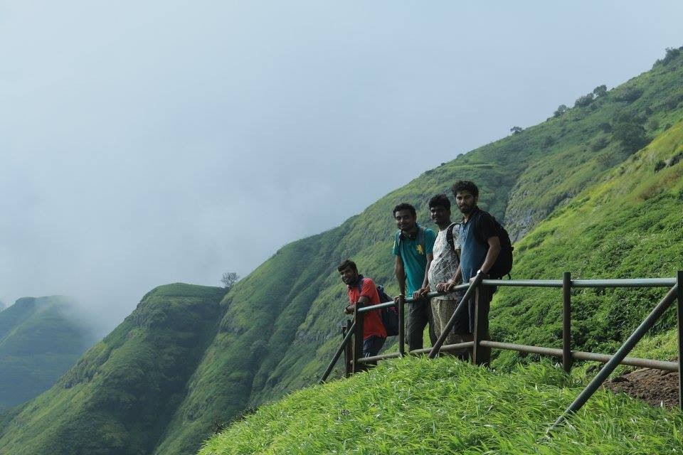 Kalsubai Everest Maharashtra Highest Peak Trek Adventure The Great Next
