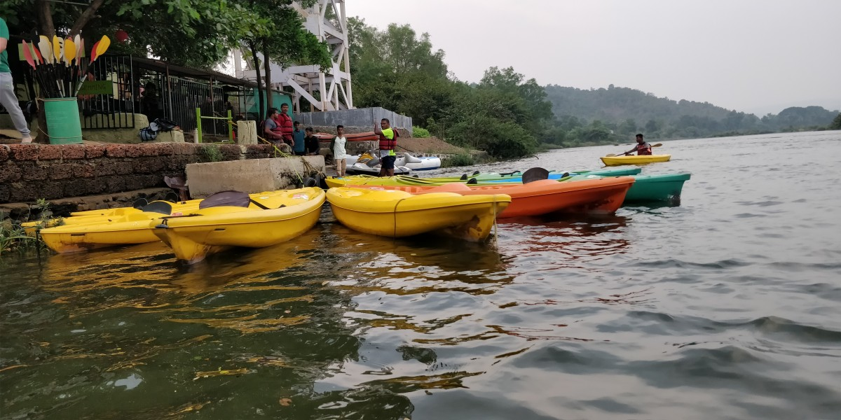 Kolad White Water Rafting Maharashtra Adventure The Great Next