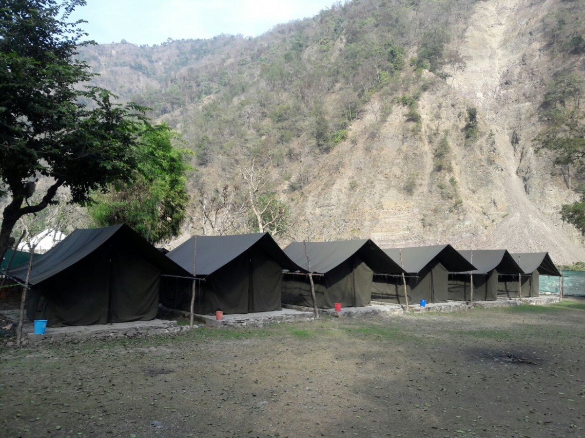 New Year 2018 Rishikesh Rafting Camping Uttarakhand The Great Next