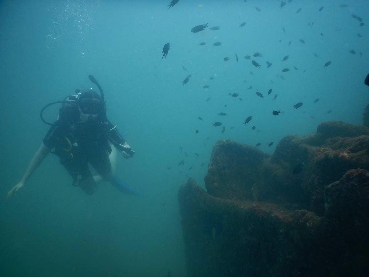 Goa Scuba Diving Adventure