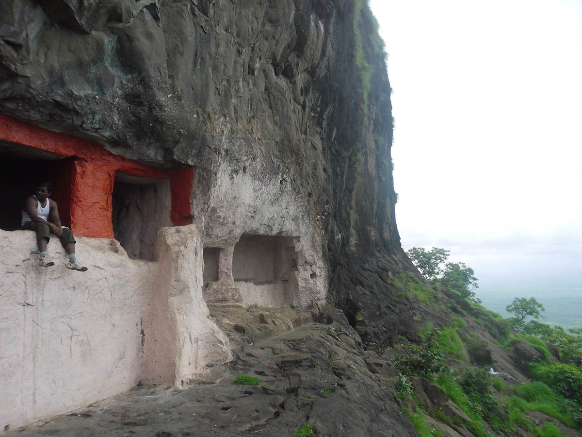 Gorakhgad Fort Maharashtra Thane Monsoon Trekking Adventure Activities Mountains