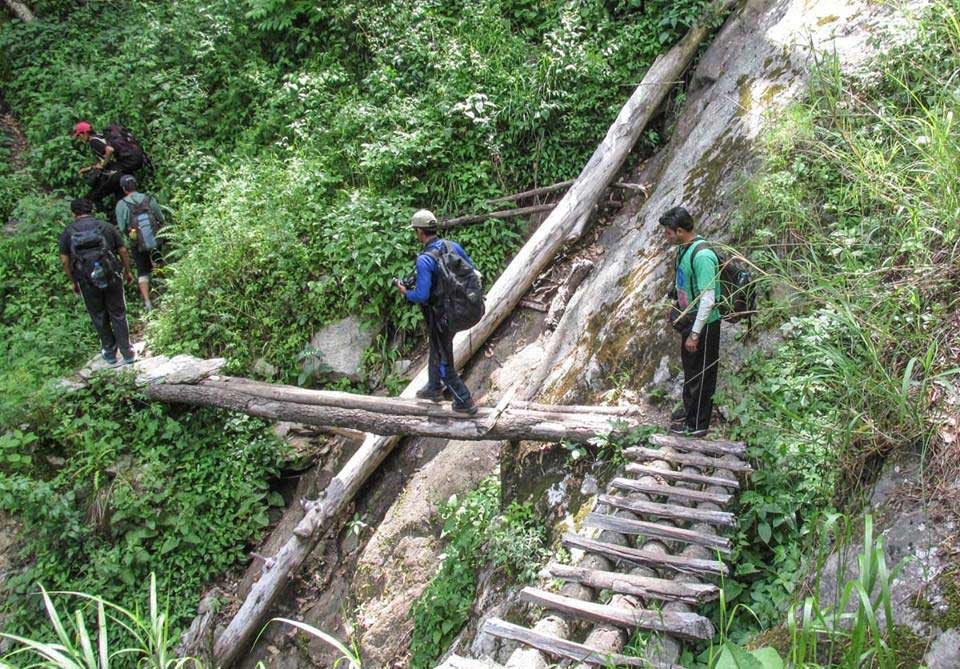 Tirthan Valley Trek Great Himalayan National Park Kullu Manali Adventure The Great Next