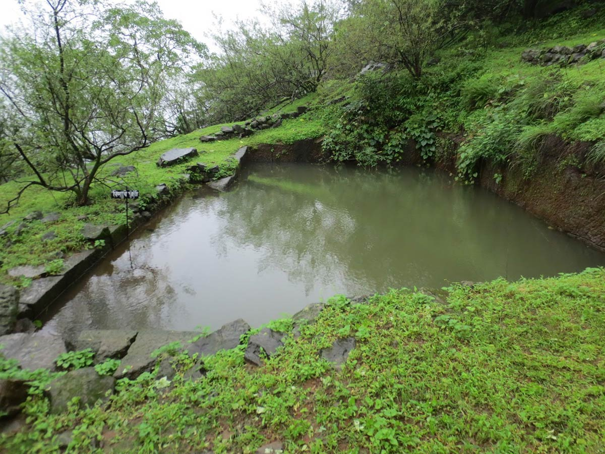 Sudhagad Fort Trek Maharashtra Monsoon Trekking Adventure Activity Sports Nature Mountains