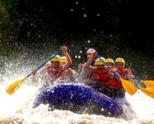 Rishikesh Rafting Uttarakhand Ganga River Adventure Sport Activity Camping Trekking Travel Nature Fun