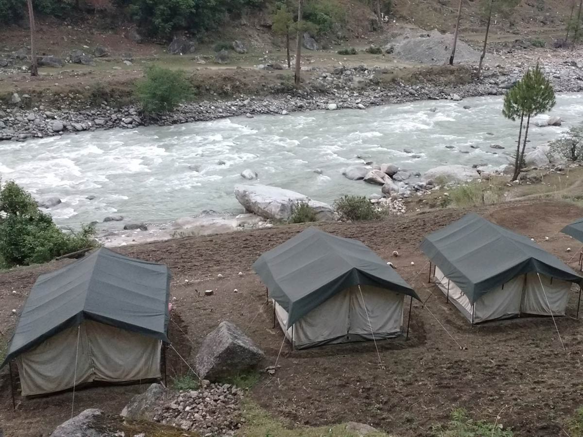 Tons River Camping Rafting Offbeat Stays Stay Uttarakhand Dehradun Adventure