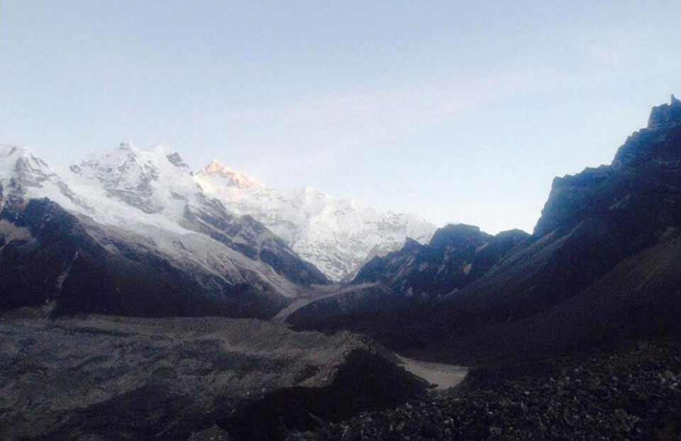 Goechala Trek Himalayan Trek Trekking in Sikkim The Great Next