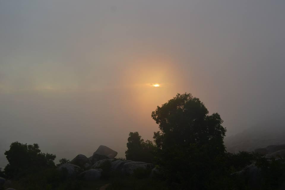 Night Trek To Anthargange Trek Bangalore Trek Monsoon Trek Sahyadri Forests The Great Next