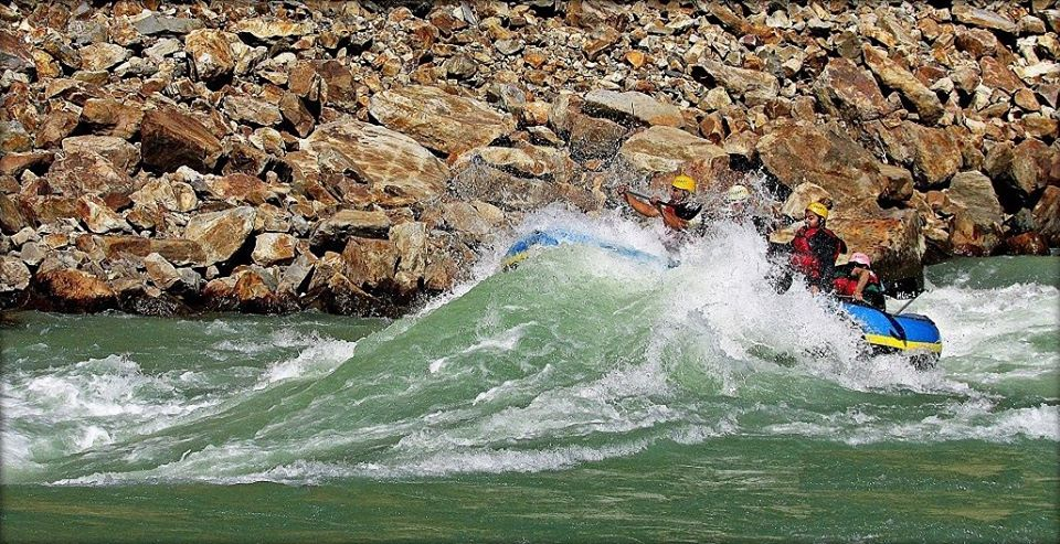 Rishikesh Rafting Adventure Camping Ganga River The Great Next