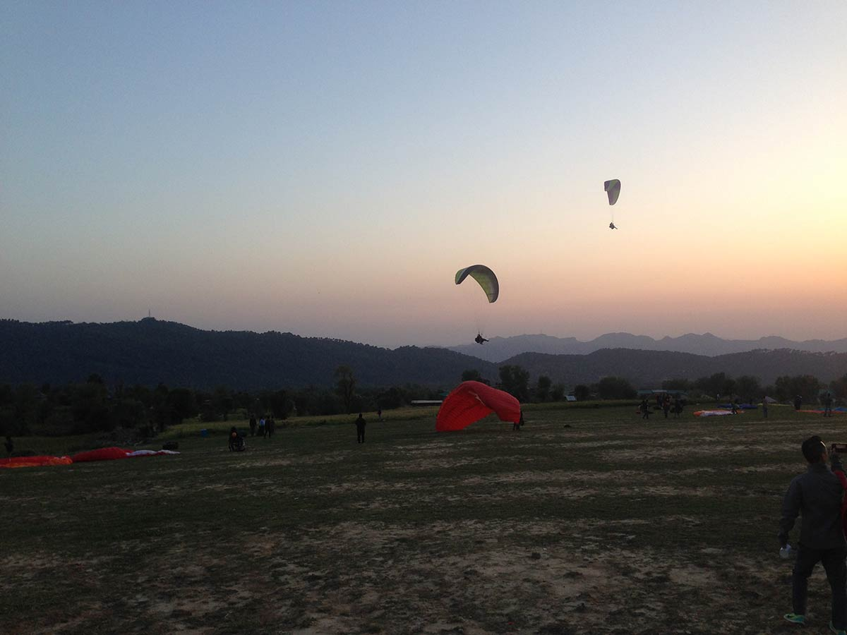 Paragliding Tandem Himachal Pradesh Bir Billing Adventure Sports Fun Flying The Great Next