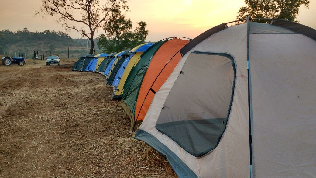 Maharashtra Adventure Camping Offbeat Travel Nature Lonavala New Year