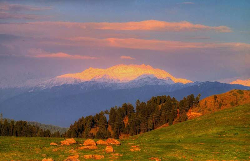 Prashar Lake Trekking Himachal Pradesh Adventure Himalayas