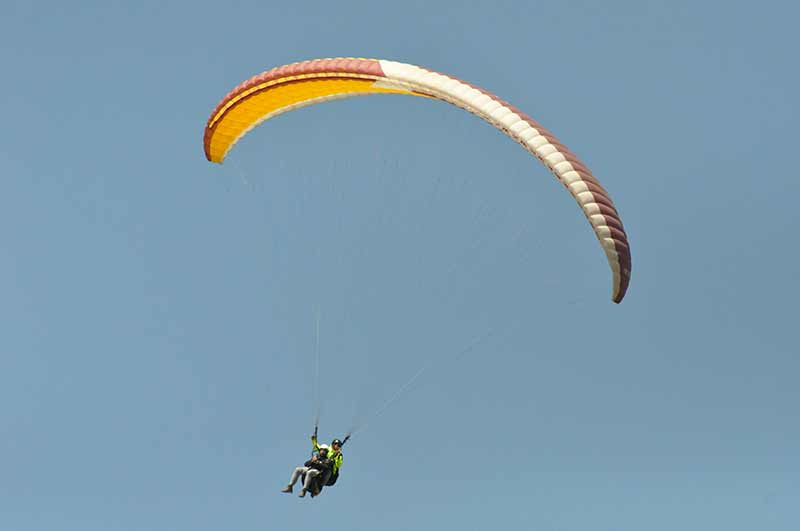 Paragliding Tandem Himachal Pradesh Bir Billing Adventure Sports Fun Flying The Great Next