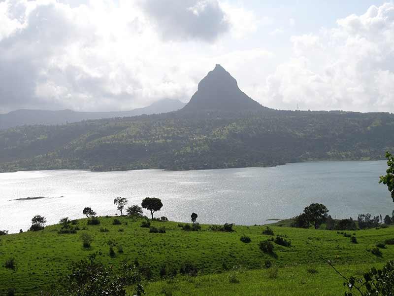 Tung Fort Trek Lonavala Maharashtra Monsoon Trekking Adventure Activity Nature Hills Mountains
