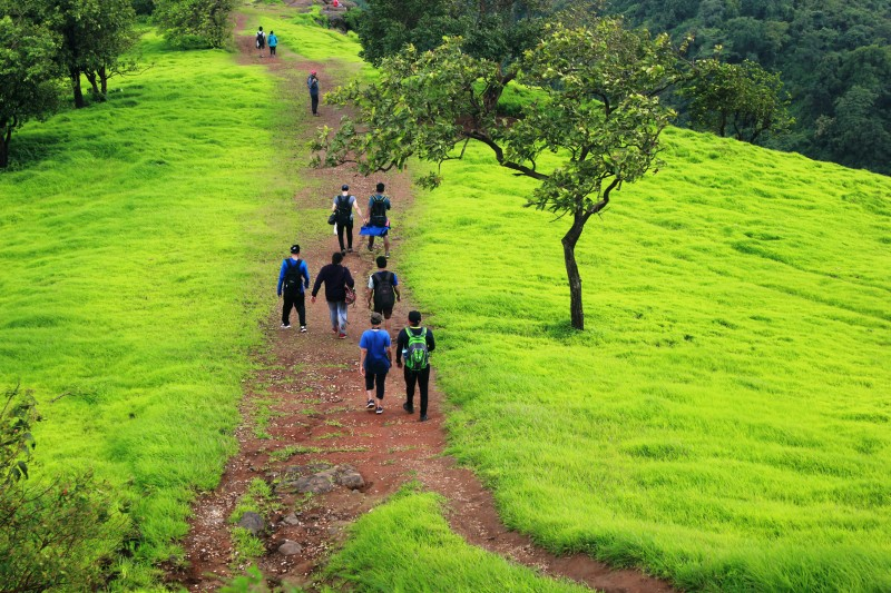 Irshalgad Prabalgad Pinnacle Panvel Maharashtra Mumbai Trek Adventure The Great Next
