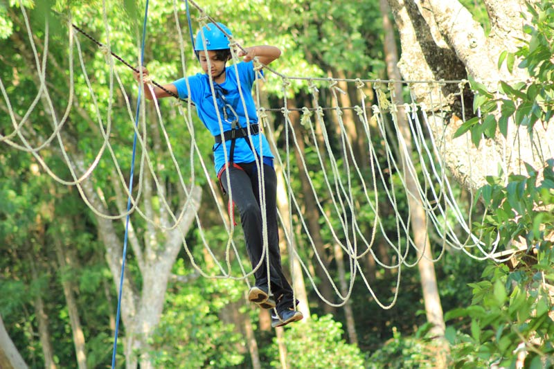 Yercaud Kids Camp Adventure Tamil Nadu Summercamps