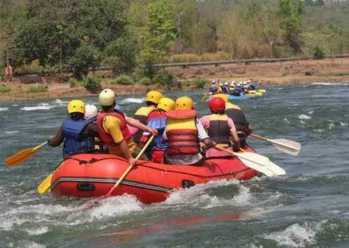 Kolad River Rafting Maharashtra Adventures Water Sports Fun Activities Nature The Great Next
