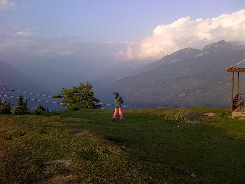Bijli Mahadev Temple Trek Himachal Pradesh Kullu Valley Sacred Beautiful Adventure Activity