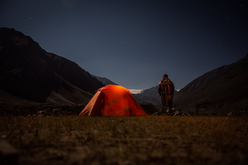 Kanamo Peak Trek Spiti Valley Summit Himalayas The Great Next